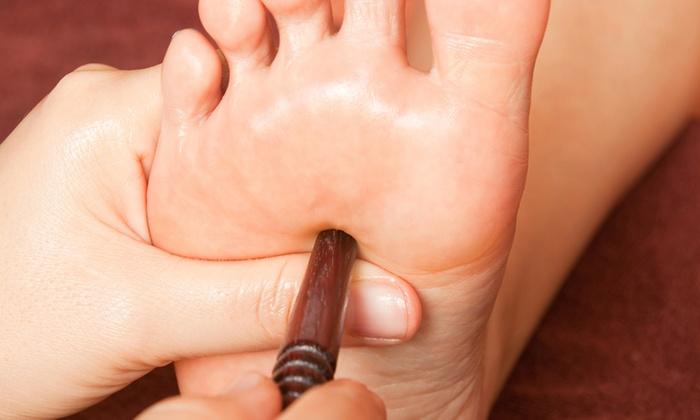 The Chakra House of Healing - Southampton: Up to 75% Off Foot Reflexology at The Chakra House of Healing