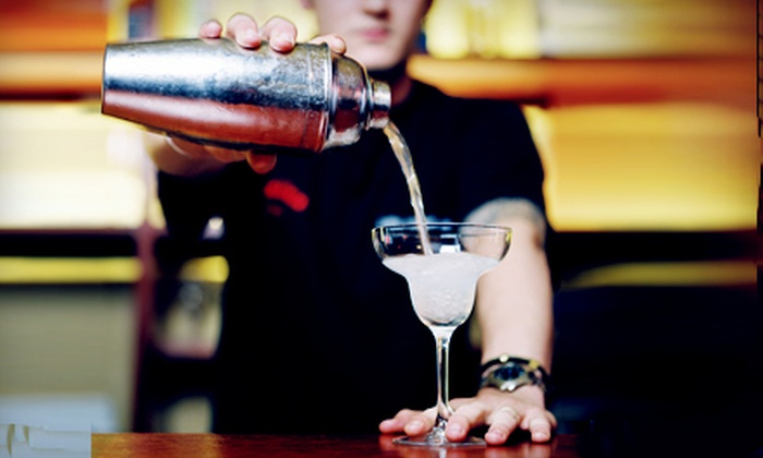 bartending classes abc bartending school groupon