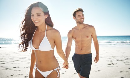 image for One, Two, or Three Spray Tans at Planet Beach Los Angeles (Up to 81% Off)