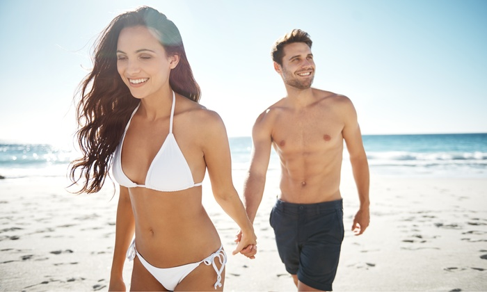 Planet Beach Los Angeles - Planet Beach Los Angeles: One, Two, or Three Spray Tans at Planet Beach Los Angeles (Up to 81% Off)