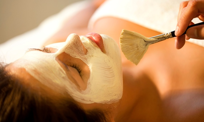 Touch of Silk - Inside Phenix Salon Suites: One or Three 60-Minute Enzyme Peel with Mask and Eye Treatment from Touch of Silk (Up to 51% Off)