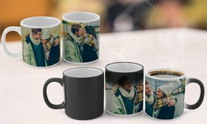 CanvasOnSale: Personalized Photo Mug or Magic Photo Mug from CanvasOnSale (83% Off)