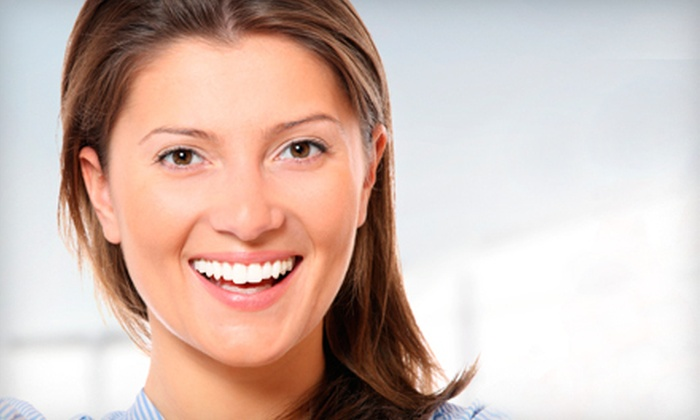Summit Dental - Cordova Square: $65 for a Cleaning Package, Teeth Whitening, or Veneer Preview for Up to Six Teeth at Summit Dental (Up to $575 Value)