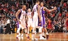 Phoenix Suns - Talking Stick Resort Arena: Phoenix Suns Game Package at US Airways Center (Up to 56% Off). Three Games and Two Seating Options Available.