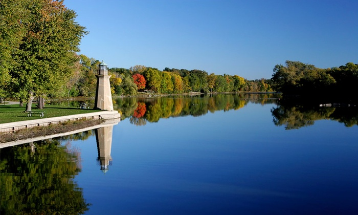 null - South Bend: Stay at The Herrington Inn & Spa in Geneva, IL. Dates Available into December.