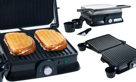 Large Non-Stick Grill and Panini Press