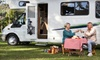 Holiday Trails RV Resorts - Multiple Locations: RV Camping or Cabin Stay for Two or Three Nights from Holiday Trails RV Resorts in Sunshine Valley (Up to 67% Off)