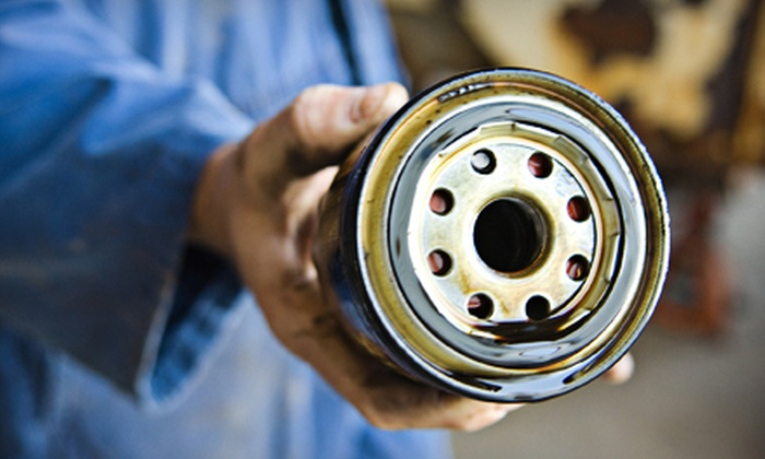 Tuffy Auto Service Center of Jonesville - Newberry-Archer: $45 for Three Premium Oil Changes at Tuffy Auto Service Center of Jonesville (Up to $149.85 Value)
