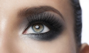 Spectrum Cosmetics: Makeup Lesson and Application from Sp3ctrum Makeup & Brow Bar (59% Off)