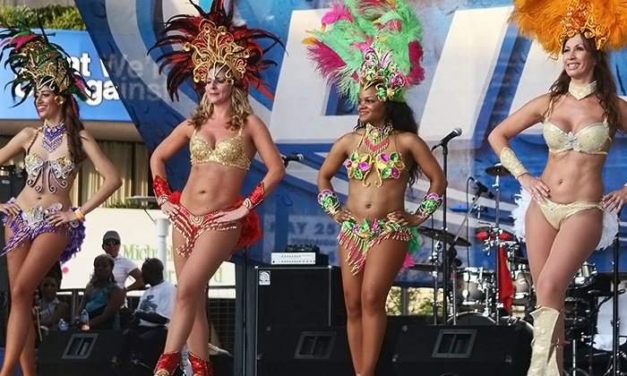 The Caribbean American Heritage Foundation of Texas - Jones Plaza, Downtown Houston: Two or Four Tickets to the 2014 Caribbean-American Heritage Month Festival on June 7th, 2014 (50% Off)