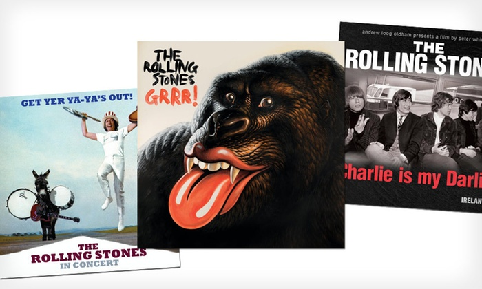 Rolling Stones Music and Videos: Rolling Stones Music and Videos (Up to 58% Off). Multiple Box Sets Available. Free Shipping and Free Returns.