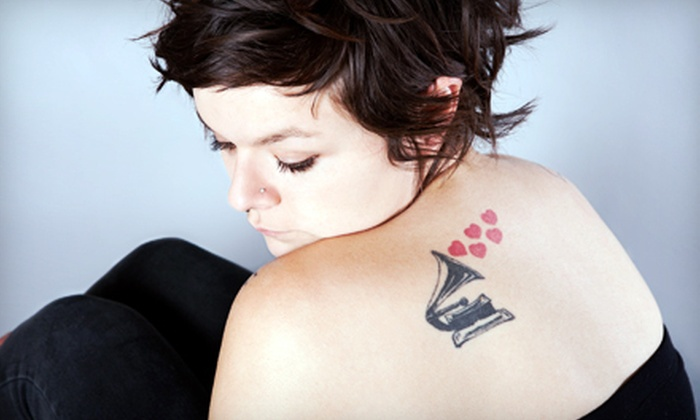 Rethink the Ink - Littleton: Laser Tattoo-Removal Sessions at Rethink the Ink in Littleton (Up to 74% Off). Three Options Available.