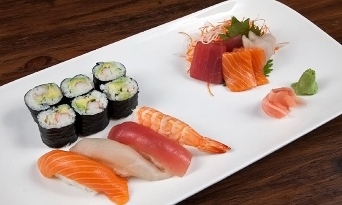 Shine Restaurant - Lincoln Park: $15 for $25 Worth of Sushi and Japanese Cuisine at Shine Restaurant