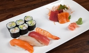 Shine Restaurant: $15 for $25 Worth of Sushi and Japanese Cuisine at Shine Restaurant