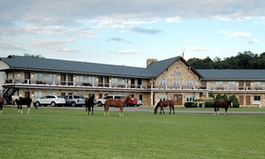 Inn with Stables and Winery in Amish Country