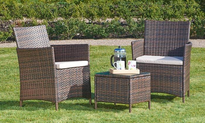 Garden bundle groupon goods for Garden furniture 70 off