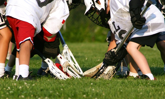 Carolina Youth Lacrosse Club - Northeast Raleigh: $75 for Boys Spring Lacrosse League at Carolina Youth Lacrosse Club ($150 Value)