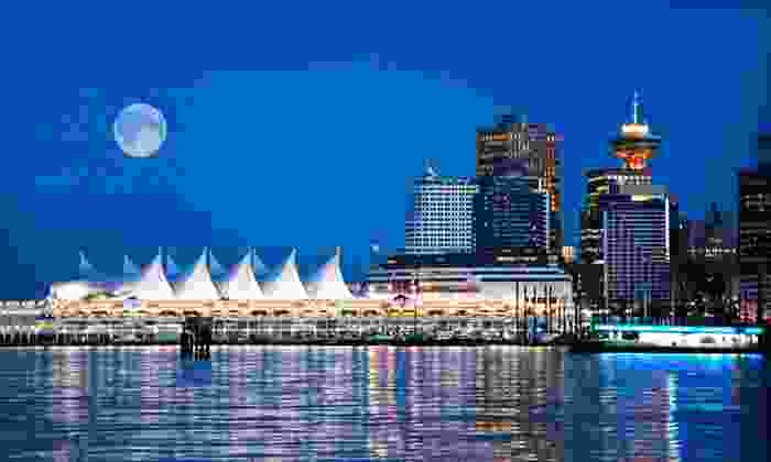 null - Vancouver: Stay at Century-Plaza Hotel & Spa in Vancouver, BC