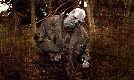 $15 for a Survive Alive Zombie Paintball Experience at Insane Paintball ($25 Value)