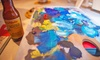 Up to 39% Off Painting Workshop at Art Bar
