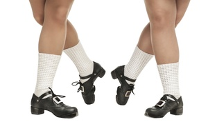 Nally Irish Dance Academy: Four Dance Classes from Nally Irish Dance Academy (70% Off)