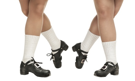 5 or 10 Irish Dance or Music Classes for Kids at Dunleavy Irish Dance (Up to 62% Off)