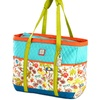 Inky and Bozko Reversible Carry-On Tote