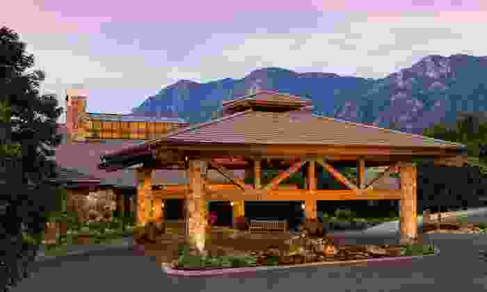 Cheyenne Mountain Resort - Colorado Springs, CO: 1-Night Stay with Breakfast at Cheyenne Mountain Resort in Colorado Springs, CO