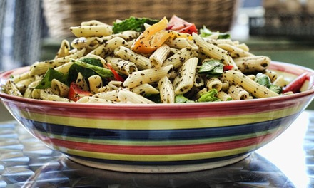 $6 for $10 Worth of Gourmet Food at Simply Living Life