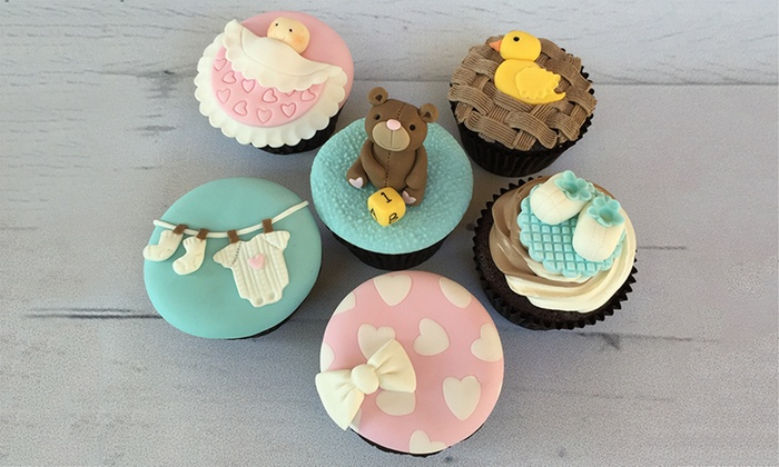 Cupcake Making Masterclass - Cake Decorating Solutions | Groupon
