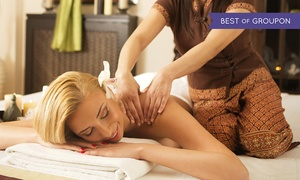 Rutsamee Thai Spa BodyWork: Foot Scrub & Reflexology or 1- or 2-Hour Thai Massage with Add-Ons at Rutsamee Thai Spa BodyWork (Up to 44% Off)
