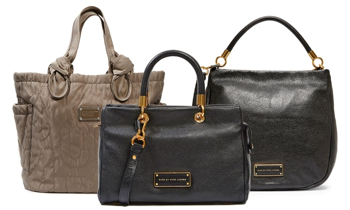 261a5997fb3 Marc By Marc Jacobs Handbags | Groupon