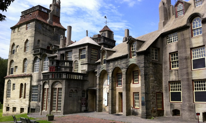 Fonthill Castle - Doylestown: Guided Tour of Fonthill Castle for Two or Four in Doylestown (Up to 50% Off)