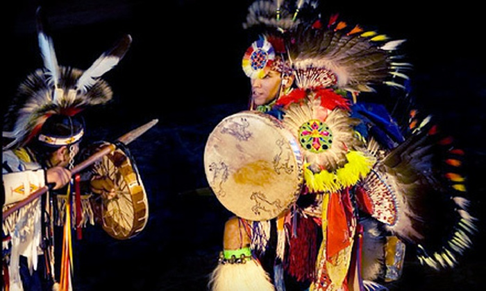 Lakota Sioux Indian Dance Theatre - Downtown: $49 for Lakota Sioux Indian Dance Theatre Show for Two on April 13 at 8 p.m. (Up to $118.40 Value)