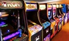 Up to 20% Off Classic Arcade Play