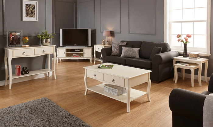 Groupon Goods Global GmbH  Marianne French Style Living Room Furniture With Free Delivery