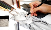 Fashion Design Certificate + How to Use my Sewing Machine Online Course for AED 399 (91% Off)