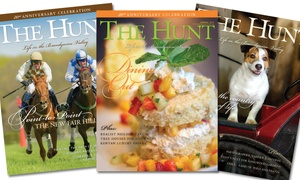 The Hunt Magazine: One- or Two-Year Subscription to The Hunt Magazine (50% Off)