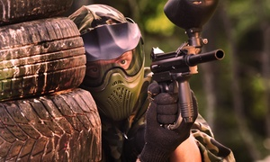 Tac-Ops Indoor Air-Soft: $13 for Five Airsoft Missions with Equipment and 200 BBs at Tac-Ops Indoor Airsoft ($22 Value)
