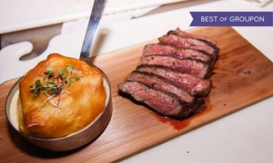 4935 Bar and Kitchen: $65 for Upscale Fusion Cuisine and Drinks for Two at 4935 Bar and Kitchen ($99 Value)