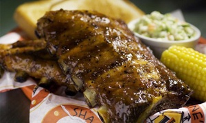 Shane's Rib Shack - Laurel: Up to 40% Off Sandwiches — Shane's Rib Shack - Laurel; Valid Tuesday - Friday 1 PM - 7 PM