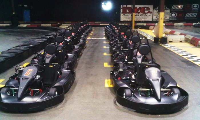 How i can get discount coupons for indoor go kart