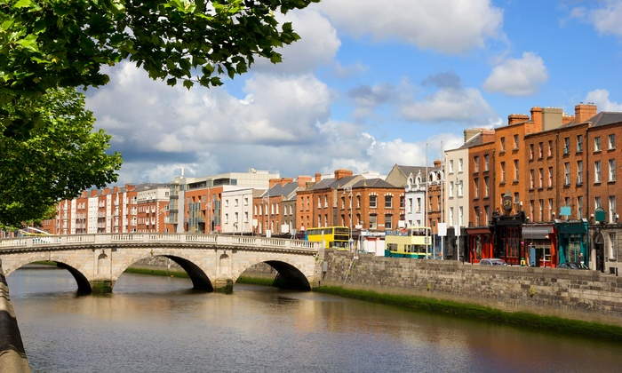 Dublin Ulysses Tours - Dublin: Choice of Walking Tour for One, Two, Four or Six at Dublin Ulysses Tours (Up to 90% Off)