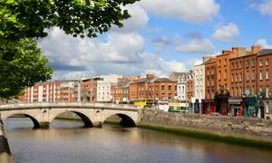 Dublin Ulysses Tours: Choice of Walking Tour for One, Two, Four or Six at Dublin Ulysses Tours (Up to 90% Off)