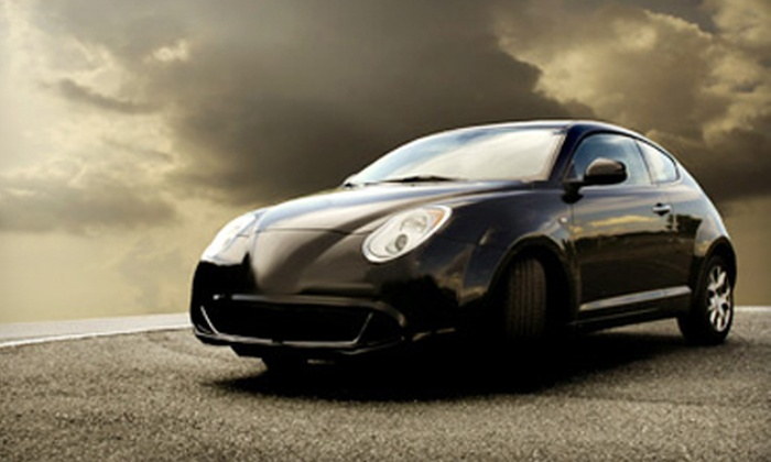 Tint World - Charlotte: Economy, Premium, or Supreme Auto-Detailing Package at Tint World (52% Off)