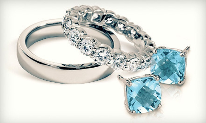Blue Nile: Wedding and Engagement Jewelry and Gifts from Blue Nile (Half Off). Three Options Available.