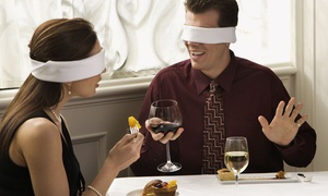 Secret Gourmet: Up to 46% Off Blind Wine and Food Tasting for Two, Four, or Six at Secret Gourmet