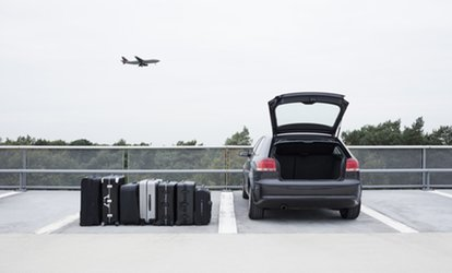 image for Meet-and-Greet Manchester Airport Parking for Five or Eight Days with Executive Airport Parking