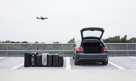 Meet and Greet Airport Parking for Up to Eight Days with Executive Airport Parking