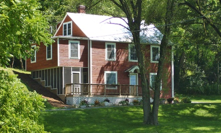 1- or 2-Night Stay for Two at Lost River Bed & Breakfast in Lost River, WV